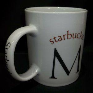 Starbucks Moscow City Coffee Mug Collectors Series